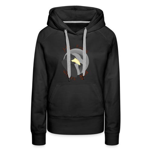 this knows whats good - Women's Premium Hoodie