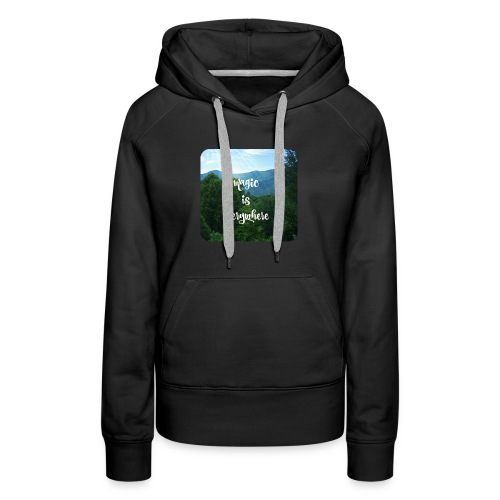 magic1 - Women's Premium Hoodie