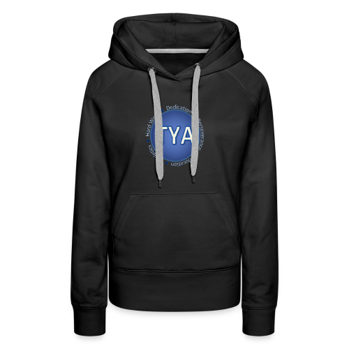 Texas Youth Advocates Apparel - Women's Premium Hoodie