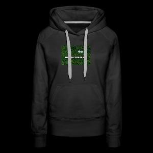 monkeybushbanner - Women's Premium Hoodie