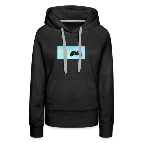 joseph play logo - Women's Premium Hoodie