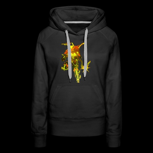 Scargill of Death and Destruction.... - Women's Premium Hoodie