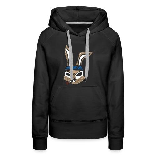 Bada$$ Bunny - Women's Premium Hoodie