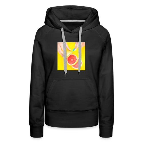 0000011775030204 - Women's Premium Hoodie