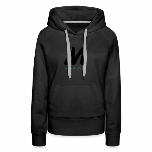 The Real Morglitz Merchandise! - Women's Premium Hoodie