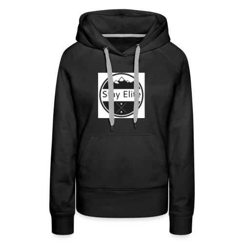 Stay Elite Shirt - Women's Premium Hoodie