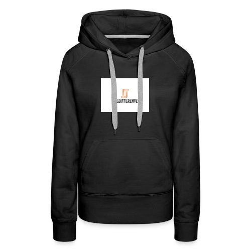 TheDifference01 - Women's Premium Hoodie