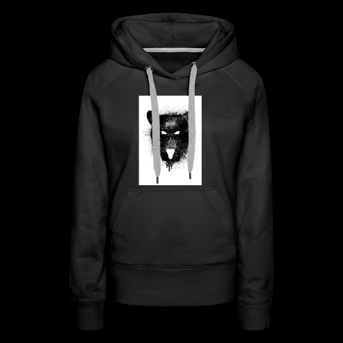 BEAR Fierce - Women's Premium Hoodie