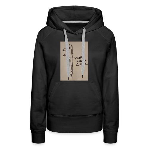 20180401 155759 - Women's Premium Hoodie