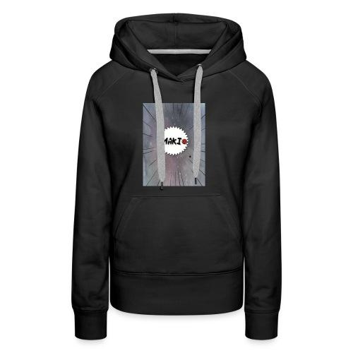Maki shirt type 1 - Women's Premium Hoodie