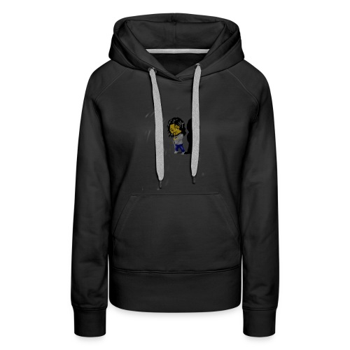Cuzin Sean Cartoon - Women's Premium Hoodie