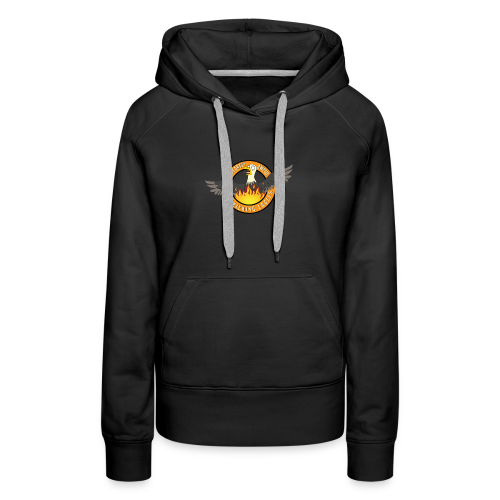 Constantly Awful Logo - Women's Premium Hoodie