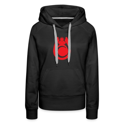 Unique Customz Logo - Women's Premium Hoodie