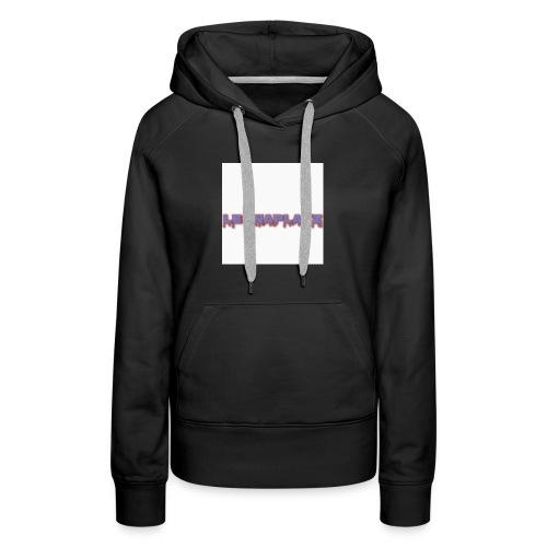 LeonaPlayz Design - Women's Premium Hoodie