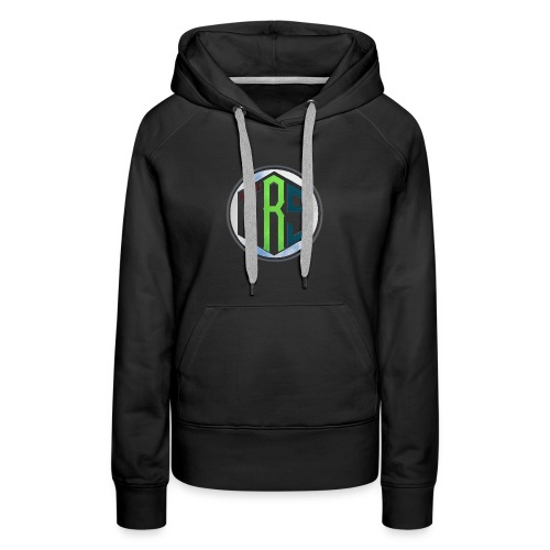 Three Ribbon Studios Crew - Women's Premium Hoodie