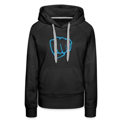 Design 1 - Women's Premium Hoodie