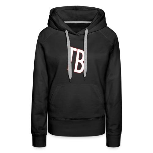 TB Logo - Women's Premium Hoodie