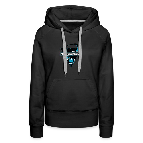 Panther Nation Podcast - Women's Premium Hoodie