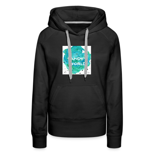Sandy's World - Women's Premium Hoodie