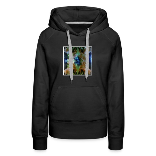 Abstract universe - Women's Premium Hoodie