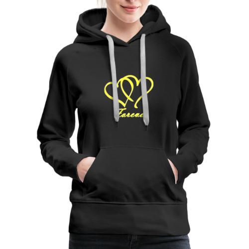 Love Forever - Women's Premium Hoodie
