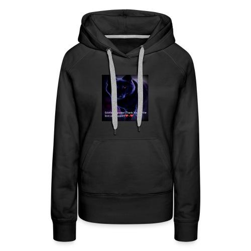 Grim's Supporter! ❤~❤ - Women's Premium Hoodie