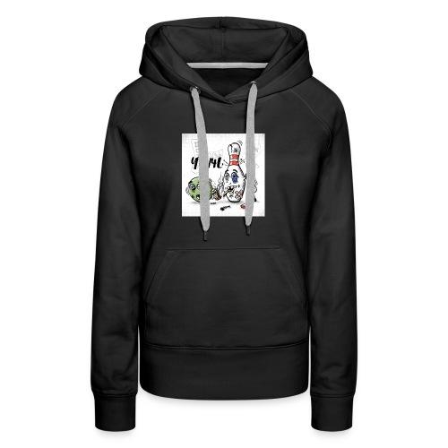 YTN4L - Women's Premium Hoodie