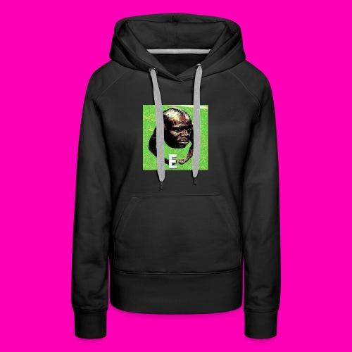 E - Women's Premium Hoodie