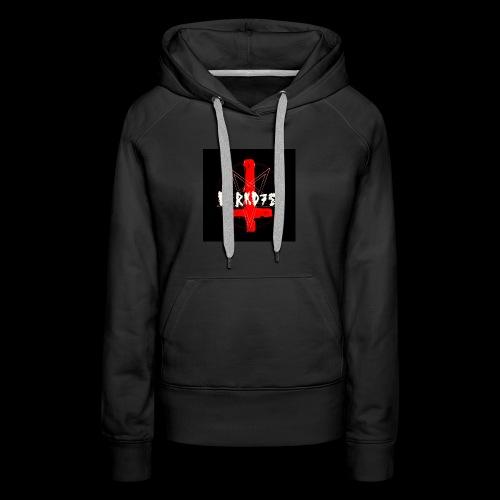 Darkd757 Logo - Women's Premium Hoodie