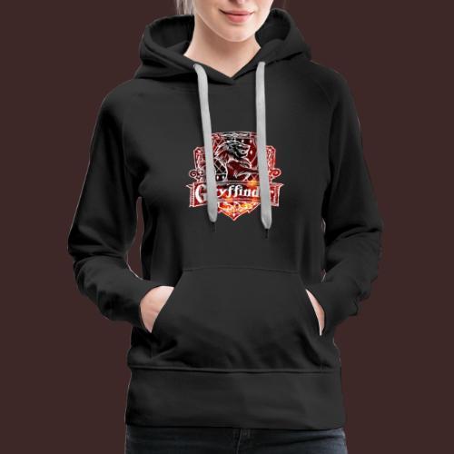 Gryffindor -Galaxy- - Women's Premium Hoodie