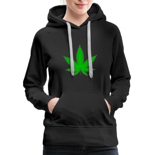 Green Heaven - Women's Premium Hoodie