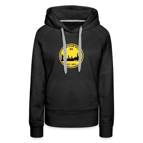 Borussia Dortmund NYC - US Tour 2018 - Women's Premium Hoodie