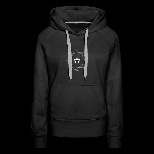 WT Logo - Women's Premium Hoodie