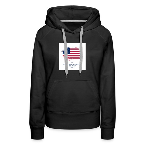 Independence Day IMG 0433 - Women's Premium Hoodie