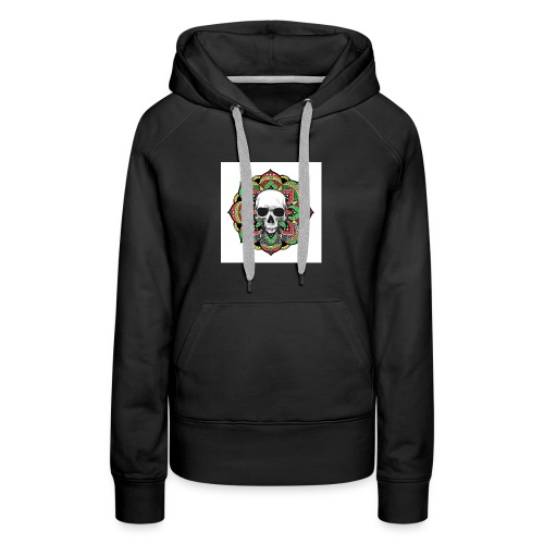 St.Muerte - Women's Premium Hoodie