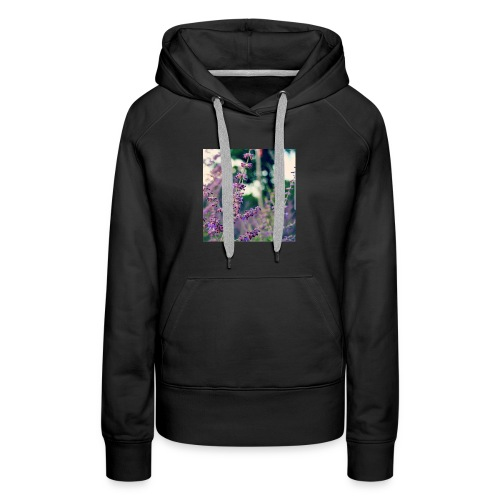 Does This Shirt Make Me Smell Like Lavender? - Women's Premium Hoodie
