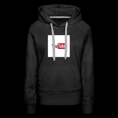youtube - Women's Premium Hoodie
