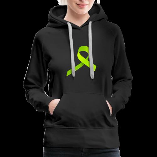 Code Green Support - Women's Premium Hoodie