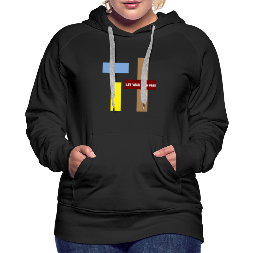 Let your mind free. - Women's Premium Hoodie