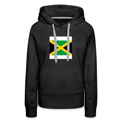 Jamaican Sunshine - Women's Premium Hoodie