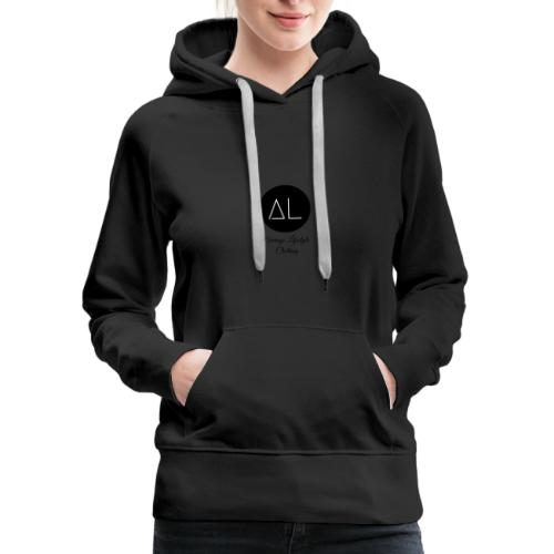 Average Lifestyle Clothing - Women's Premium Hoodie