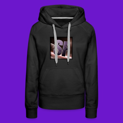 The SF logo - Women's Premium Hoodie