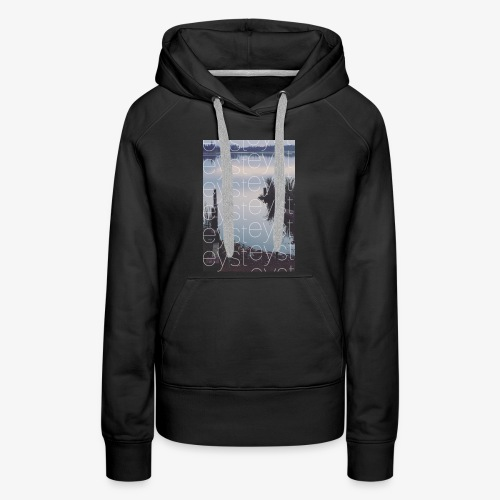 PBFB throwback - Women's Premium Hoodie