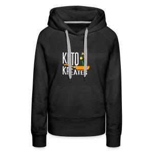 Keto Kreates - Women's Premium Hoodie