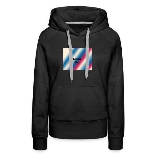 lumpzplaz D1 - Women's Premium Hoodie