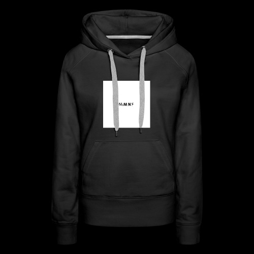 MMNF1 General Design - Women's Premium Hoodie