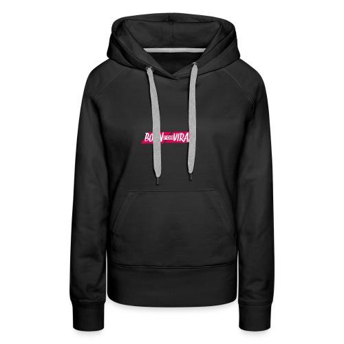 BornForViral - Women's Premium Hoodie