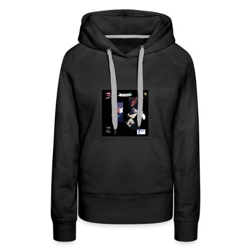 InShot 20180412 233220488 - Women's Premium Hoodie
