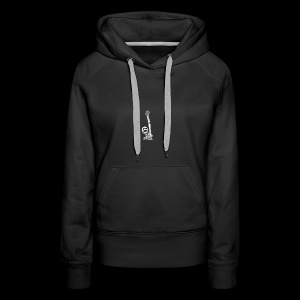 Skelton (any color) - Women's Premium Hoodie