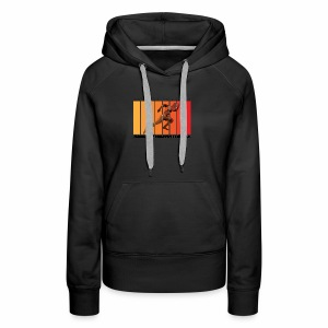 Athlete - Fire - Women's Premium Hoodie